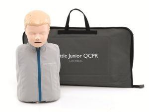 Little Junior QCPR with Instructor App
