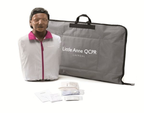 Little Anne QCPR Training Manikin with Instructor App