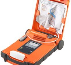 CARDIAC SCIENCE G5 POWERHEART AED UNIT - FULLY AUTOMATIC OR SEMI AUTOMATIC